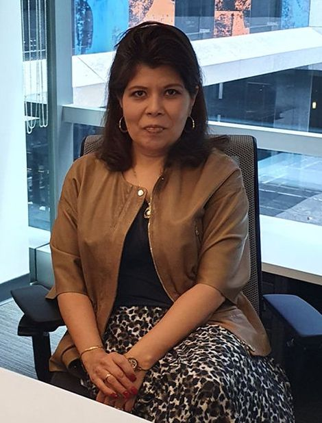 We congratulate Alejandra Ramírez on her appointment as Vice President of Human Resources and member of the Executive Committee