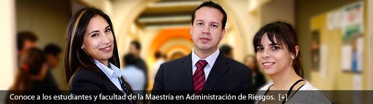 Maestría en Administración de Riesgos